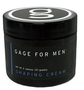 Gage Shaping Cream 2oz