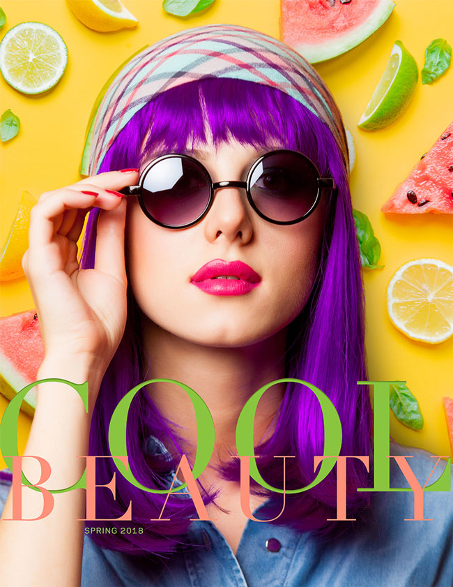 Cool Beauty Magazine Spring 2019