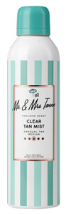 Mr & Mrs Tannie Clear Tan Mist
