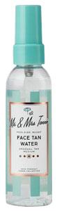 Mr & Mrs Tannie Face Tan Water