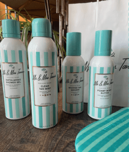 Mr and Mrs Tannie Products